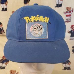 vintage pokemon hat